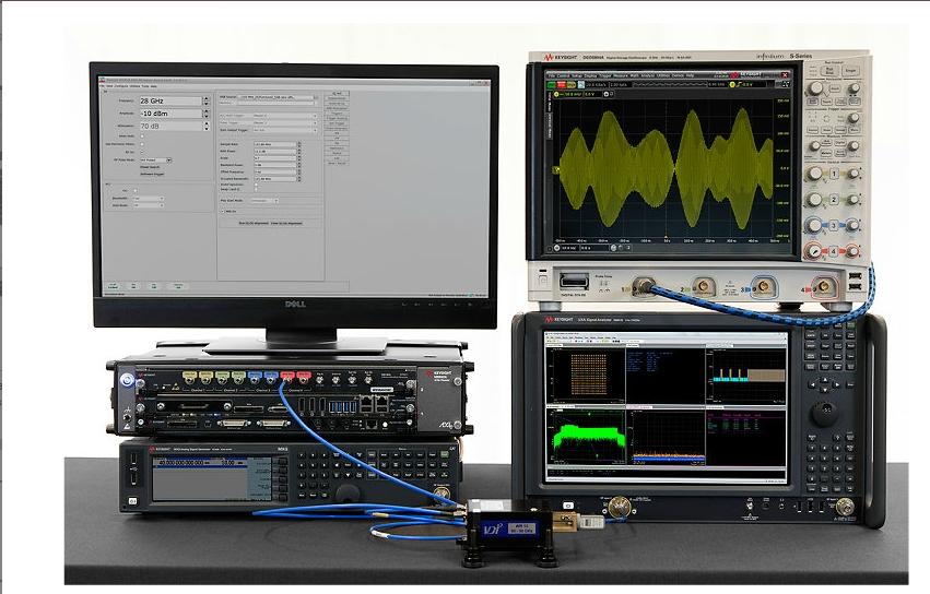 Keysight представила интегрированные решения для разработки и тестирования устройств 5G