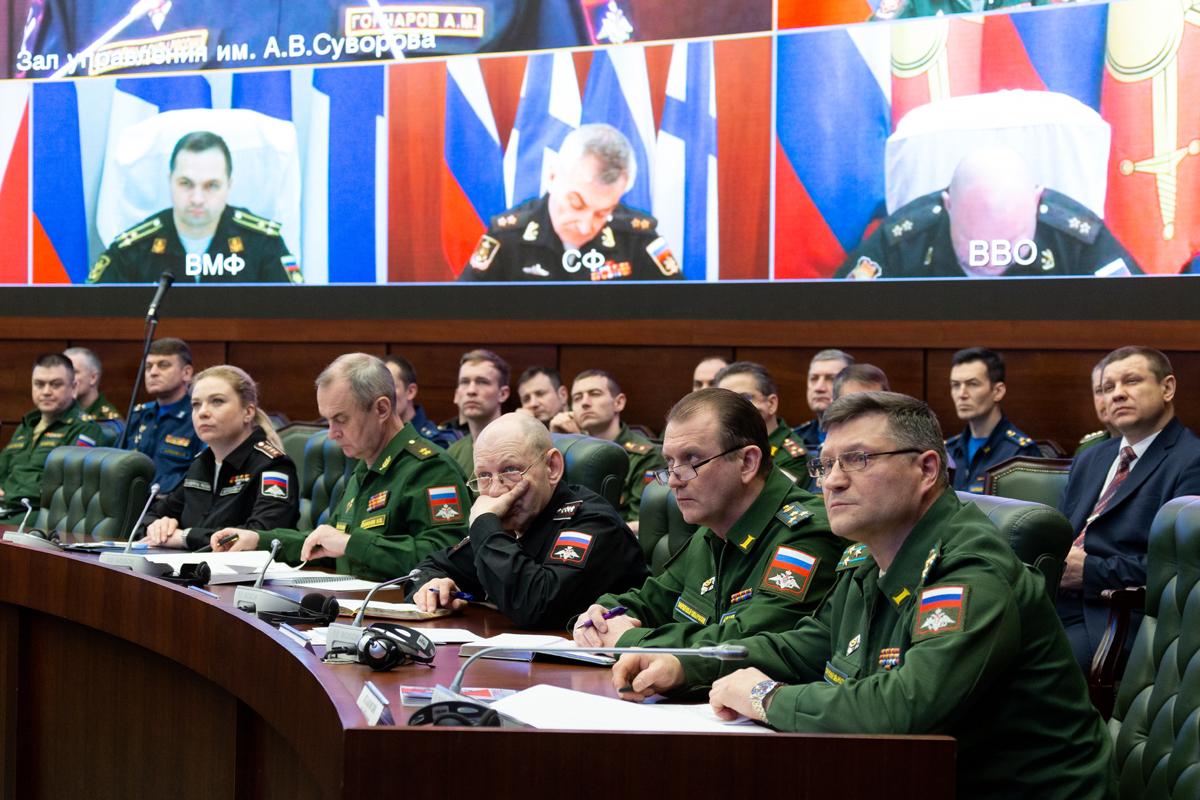 В Минобороны обсудили особенности форума «Армия-2019»