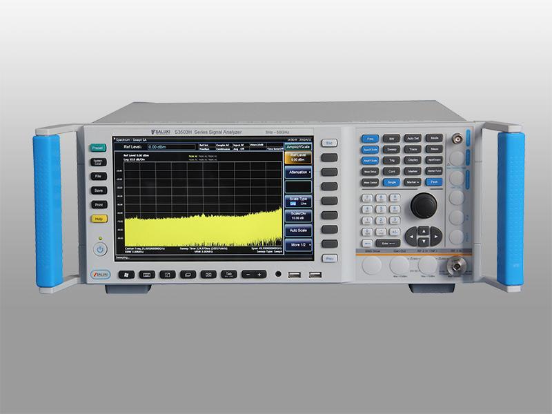 Генераторы сигналов SALUKI серии S1103 внесены в Госреестр СИ