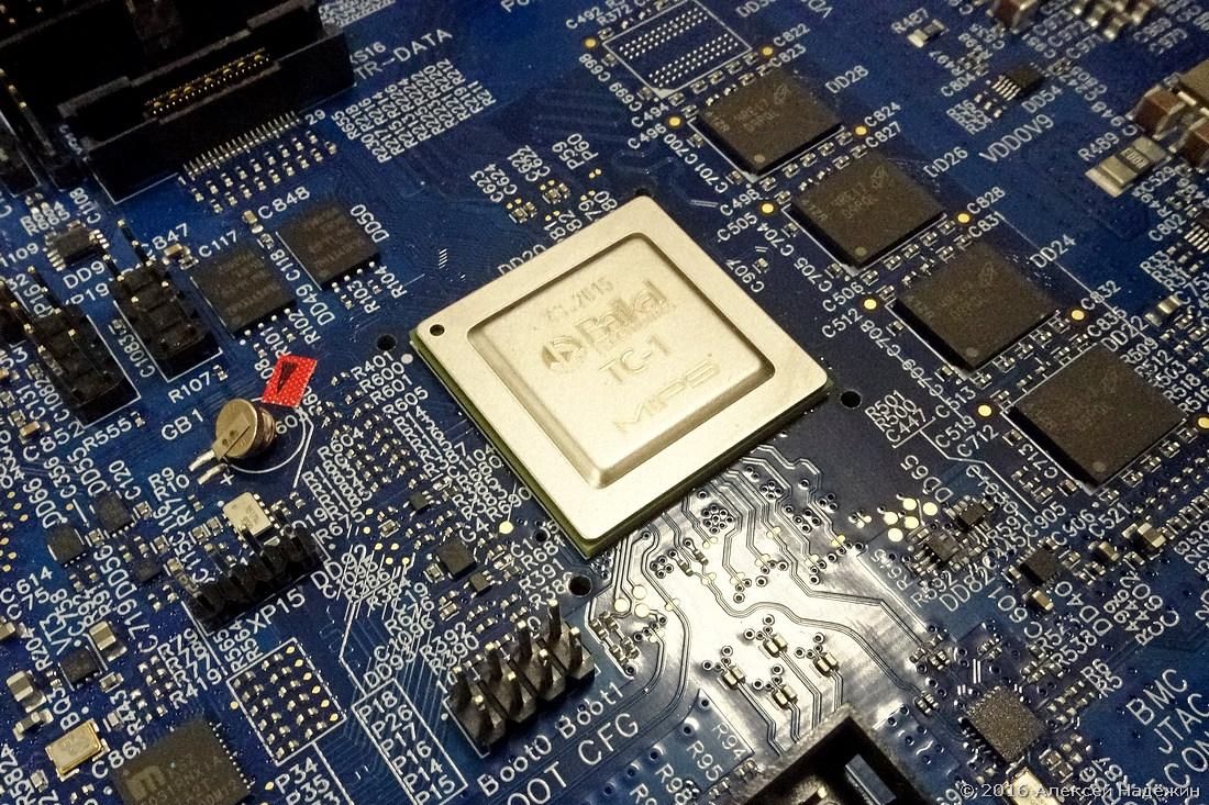 Успешные испытания ИС процессора Baikal-Т1 открывают возможности её промышленного применения