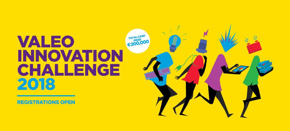 Valeo Innovation Challenge: создать собственный стартап и спроектировать революционный автомобиль будущего