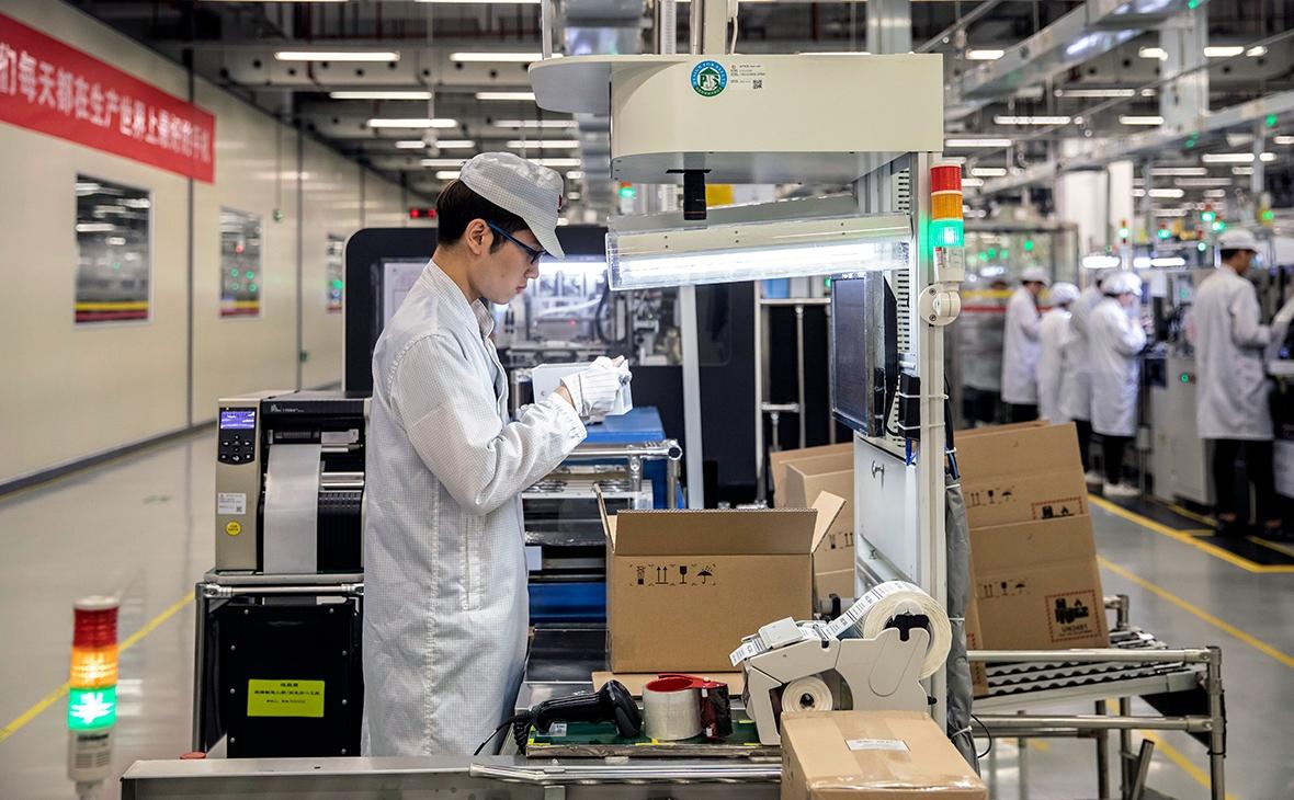 Глава Huawei провёл переговоры о локализации производства в России