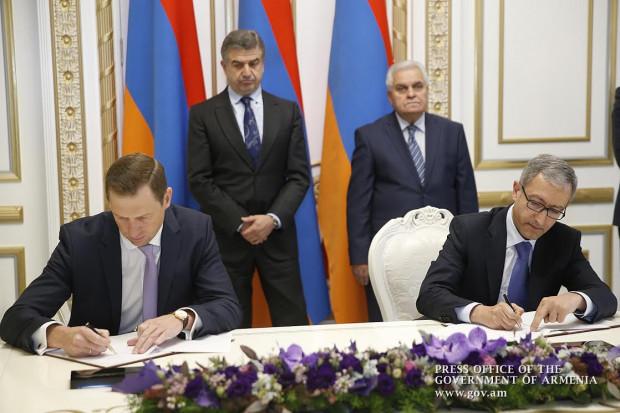 Россия и Армения будут сотрудничать в сфере навигационной деятельности