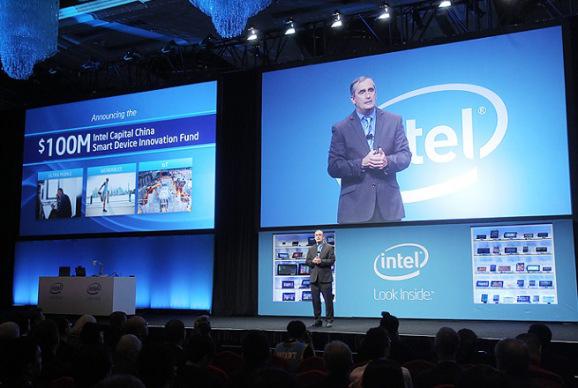 Intel разрабатывает новые чипы для носимых устройств будущего