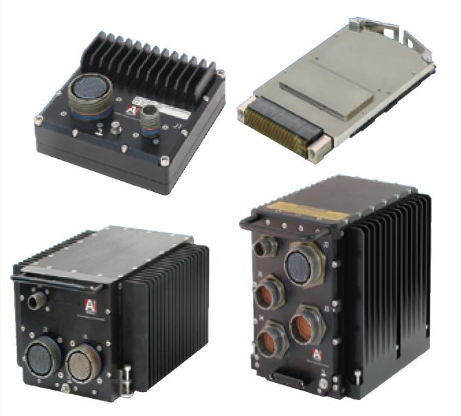 Суперкомпьютер C535 формата VPX 3U на базе GPGPU NVIDIA Jetson TX1 System-on-Module
