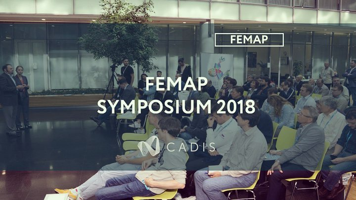 Видеодайджест конференции FEMAP SYMPOSIUM 2018
