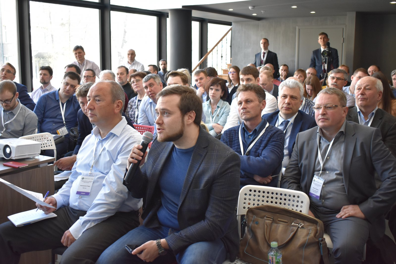 4-я ежегодная конференция производителей электроники ELM Conf-2018