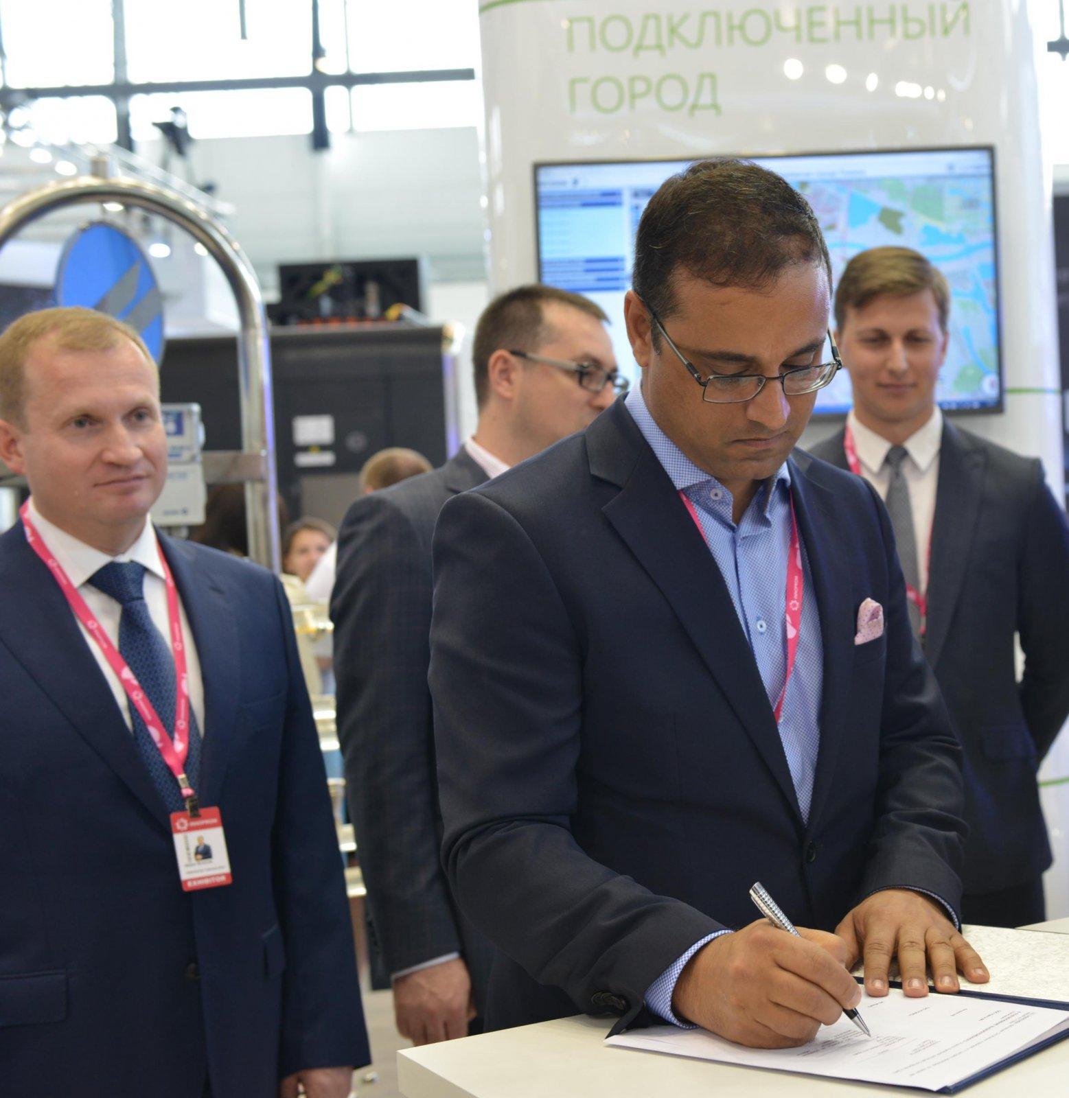 Ericsson, Центр 2M, «Взлёт», «Тепло Тюмени» и Интернет вещей в сфере теплоэнергетики