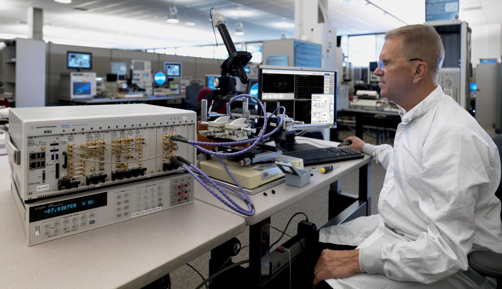 Векторные анализаторы цепей в формате PXI Keysight серии M937xA внесены в Госреестр СИ РФ