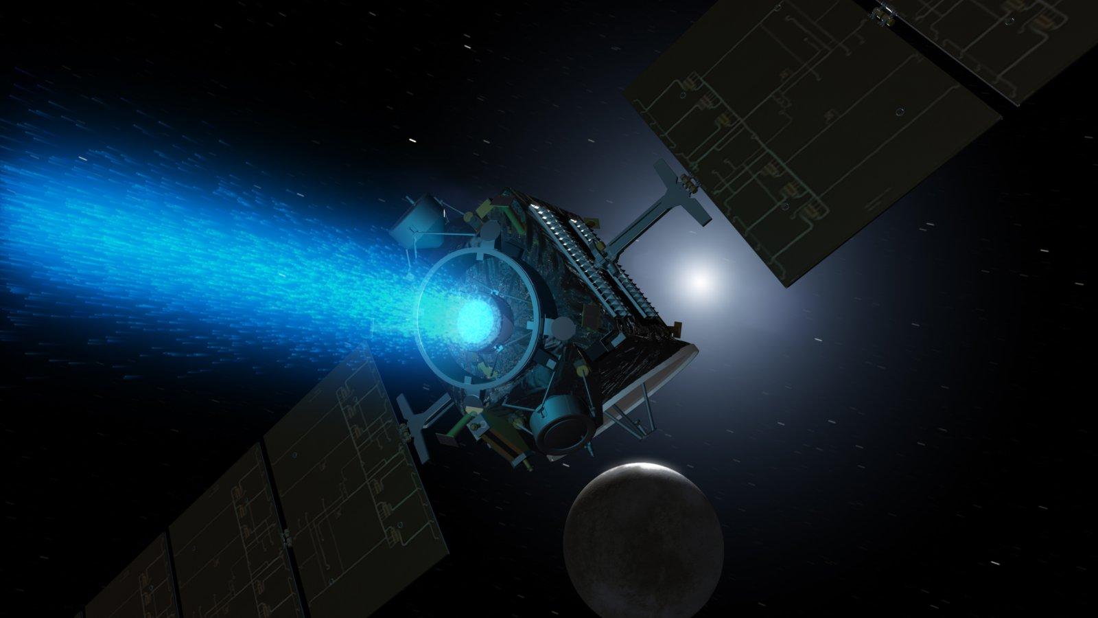 Оборудование Keysight использовалось для сбора параметров антенн в процессе подготовки к исследованиям спутников планет