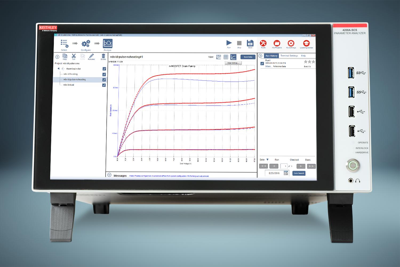 Тестирование полупроводниковых приборов и материалов