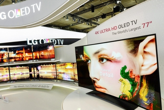 LG Display активно расширяет собственное OLED-производство