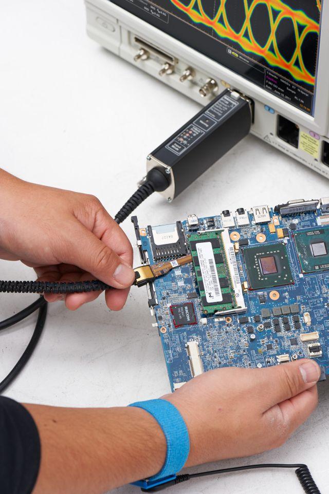 Автоматизированное решение для тестирования USB 3.1 Type-C предлагает полную проверку и глубокий анализ