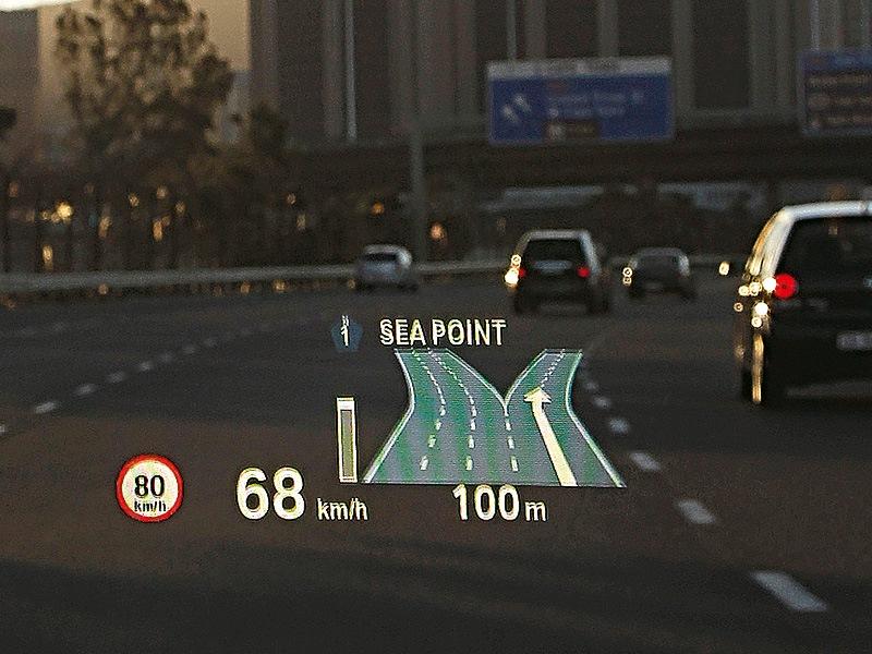 Рынок автомобильных систем индикации оценивается в $34,4 млрд