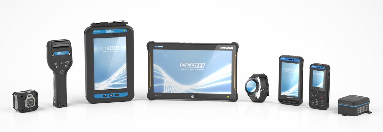 Smart-Ex 02 – стандарт для искробезопасных смартфонов для зоны 1/21 и Div. 1