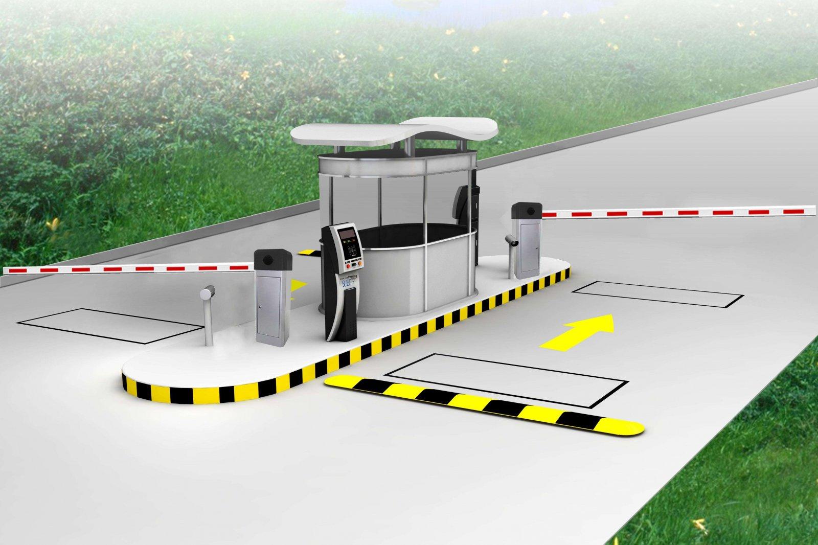 Микрон parking: RFID-парковка с идентификацией на расстоянии до 15 м
