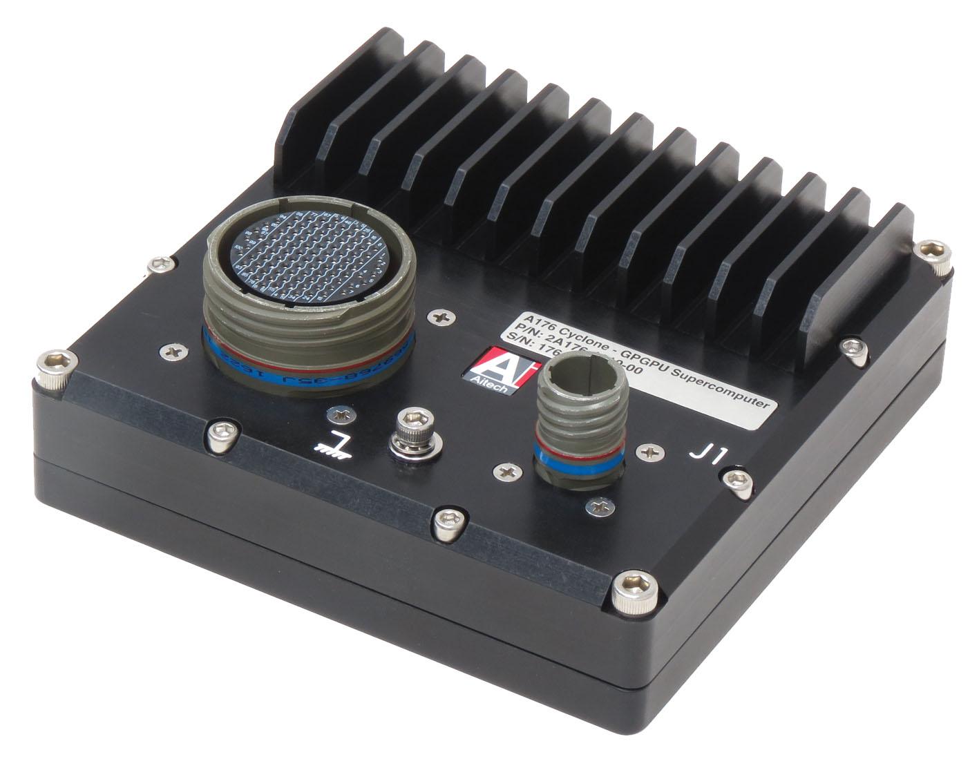 GPGPU-суперкомпьютер  для бортовых систем автономных аппаратов