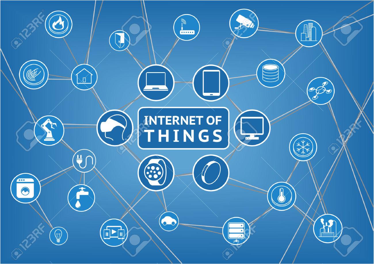 В 2017 г. в мире будет 8,4 млрд вещей, подключённых к Интернету