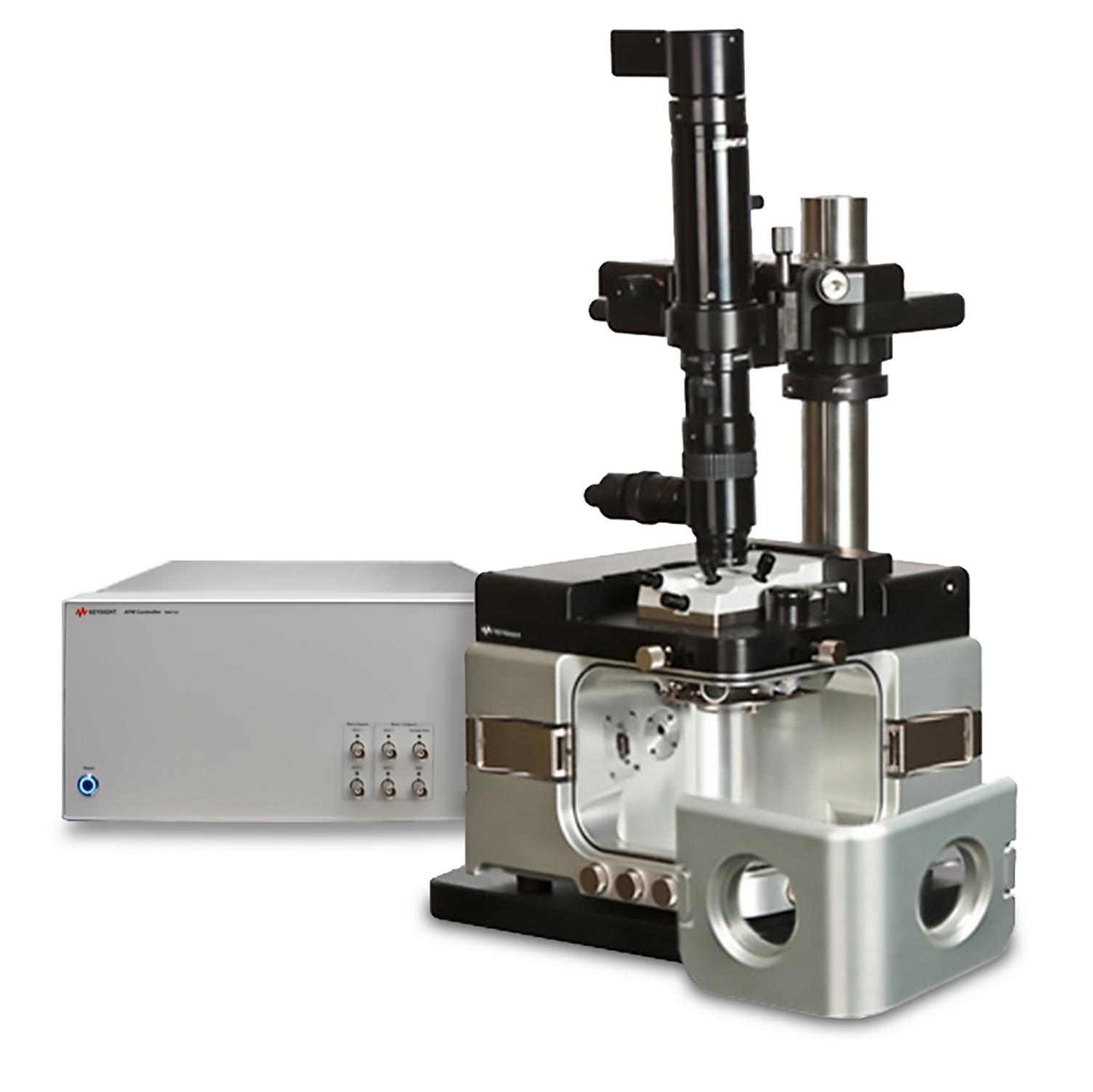 Keysight расширила функции атомно-силового микроскопа (AFM) 9500