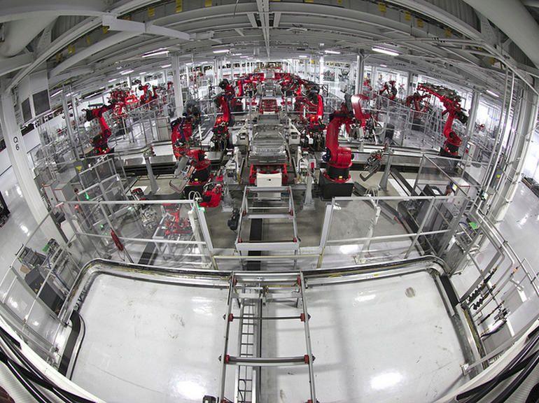 Робототехника и Industry 4.0 трансформируют способы изготовления вещей
