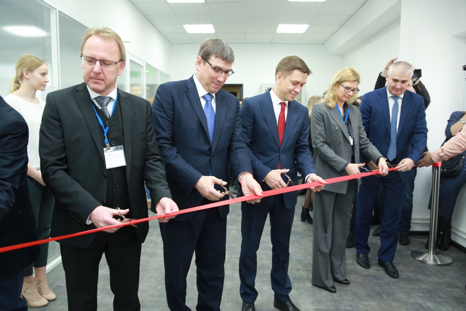 Константин Носков принял участие в открытии учебного центра «Индустрия 4.0» в МИРЭА