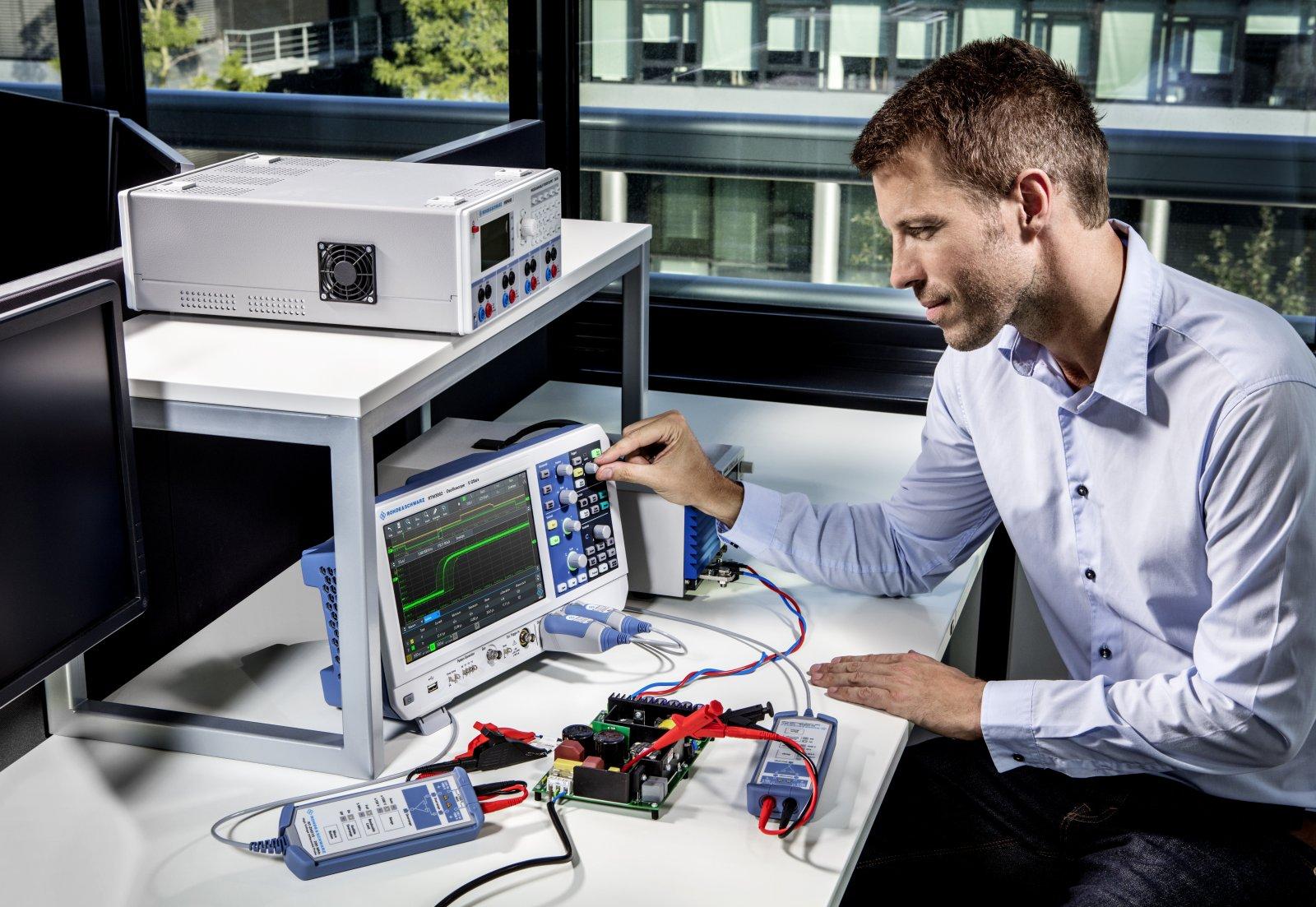 Rohde & Schwarz выводит на рынок новые семейства ультрасовременных осциллографов R&S RTM3000 и R&S RTA4000