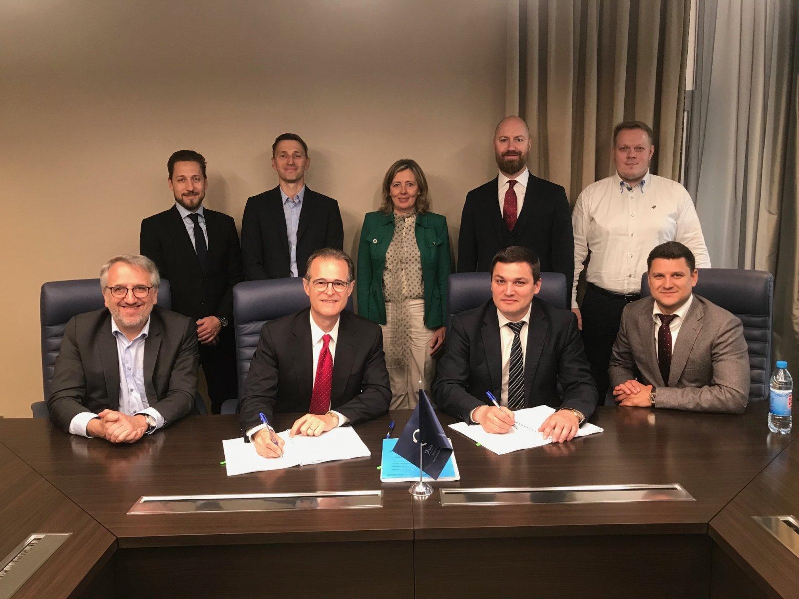 GE Grid Solutions и АО ВО «Электроаппарат» подписали лицензионное соглашение
