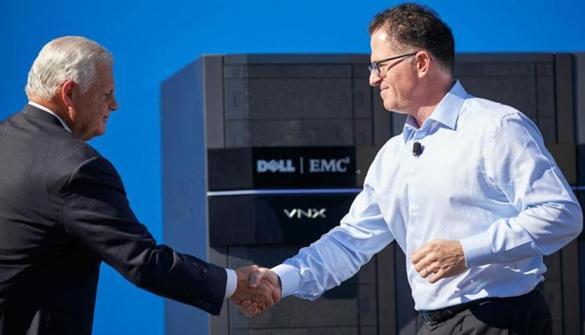 Слияние компаний Dell и EMC завершится 7 сентября 2016 года