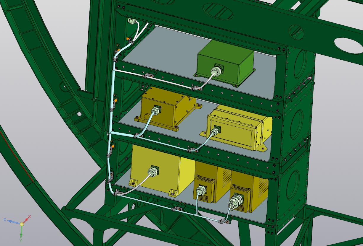 ОКБ «Аэрокосмические системы» выпустило решение для интеграции САПР «Макс» с КОМПАС-3D