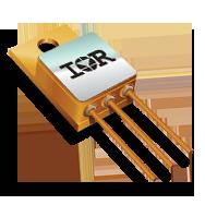MOSFET c логическим уровнем управления в корпусе TO254AA с низким сопротивлением канала
