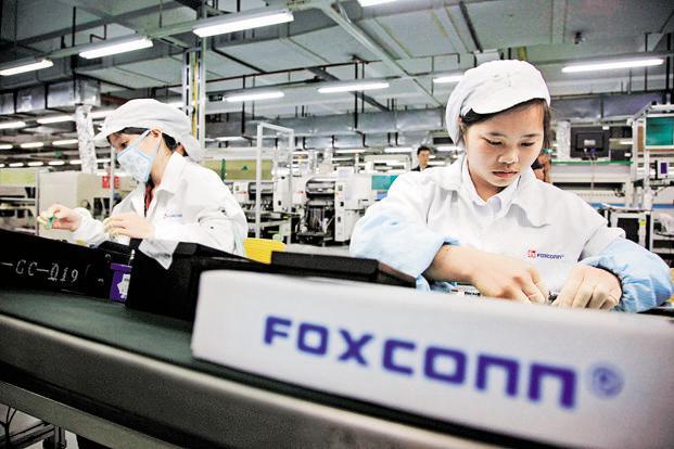 Foxconn выходит на рынок процессоров