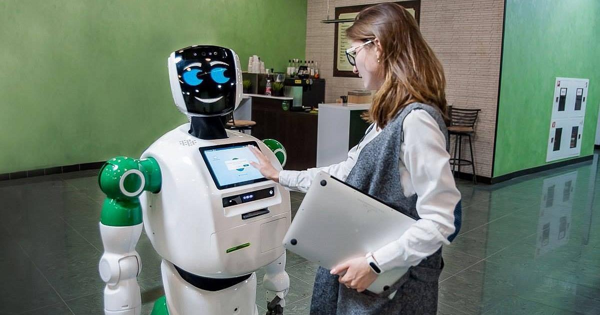 «Сбербанк» запускает акселератор в сфере интеллектуальной робототехники