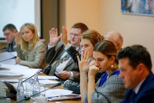 В Минкомсвязи состоялось очное заседание Экспертного совета по российскому ПО