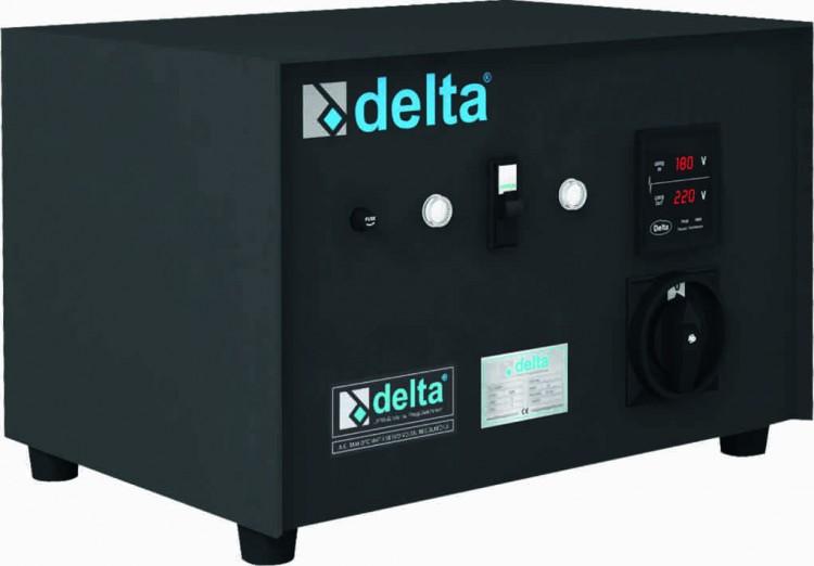 DELTA продемонстрирует на «Электро» стабилизаторы напряжения