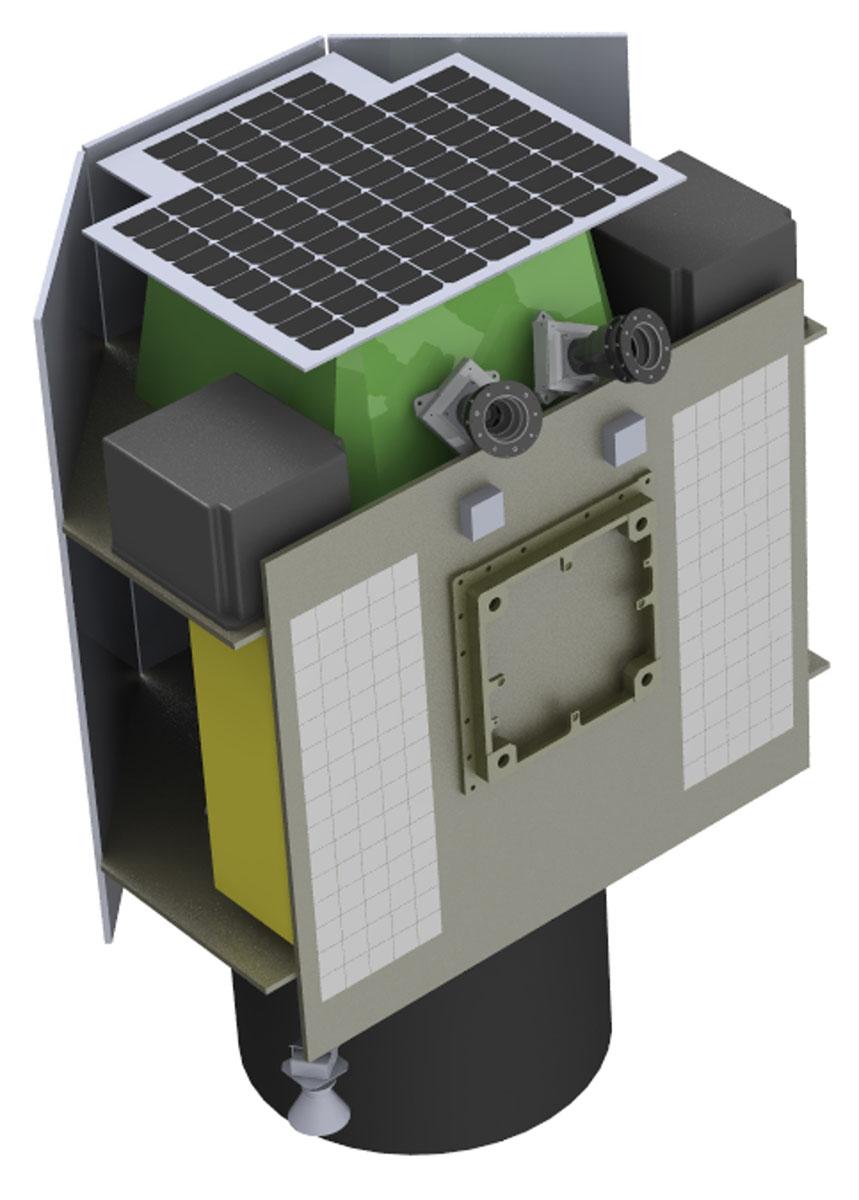 «Спутникс» создаст новую спутниковую платформу
