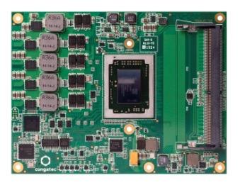 Модули COM Express от congatec с новой системой-на-кристалле G-серии
