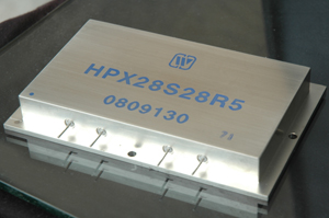 130-ваттные гибридно-плёночные DC/DC-преобразователи для спецприменений