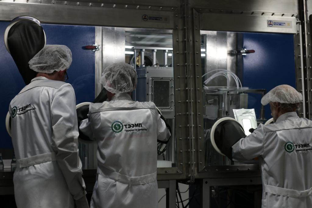 Российское производство суперконденсаторов