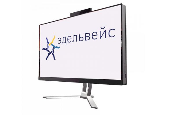 Представлен российский ПК моноблочной компоновки «Эдельвейс»
