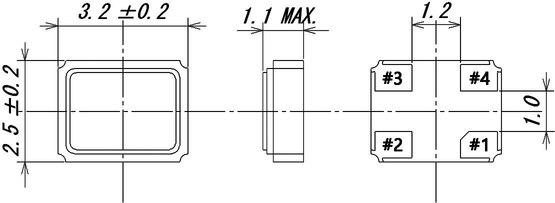 Миниатюрные кварцевые  SMD-генераторы от АО «Морион»